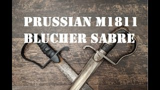 Prussian M1811 'Blücher' Sabre vs British 1796 Light Cavalry Sabre