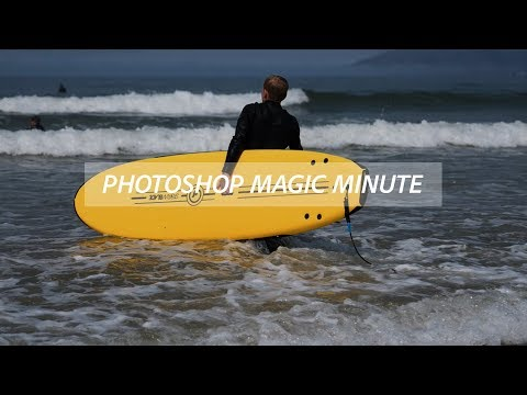 Photoshop Magic Minute: Auto-Select The Targeted Adjustment Tool In Photoshop