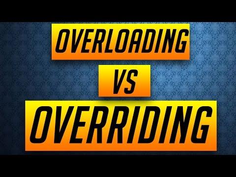 method-overriding-vs-method-overloading