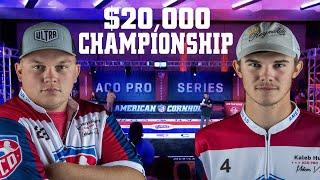 CHAMPIONSHIP! KINGSLAYER VS THE MACHINE - WINNER TAKES HOME $20K ACO PRO SERIES SHOOTOUT, BRANSON MO
