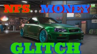 Need For Speed Payback MONEY GLITCH **WORKING**