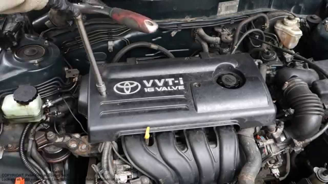 How To Repair Engine Error Failure Code P0302 Toyota Corolla Years P1135 2001 4runner 2000 2015 Youtube