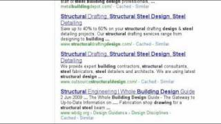 Structural Design Projects, Bridge Detailing