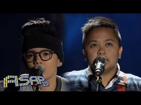 Epey Herher sings 'Wish You Were Here/Always Be My Baby' with Aiza Seguerra Mp3