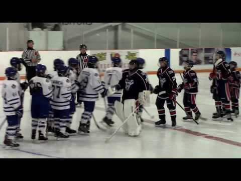 Toronto Red Wings 2014 ___ '01 M Bantam AAA : Mississauga Rebels vs Toronto Marlboros 4-2 Semifinals