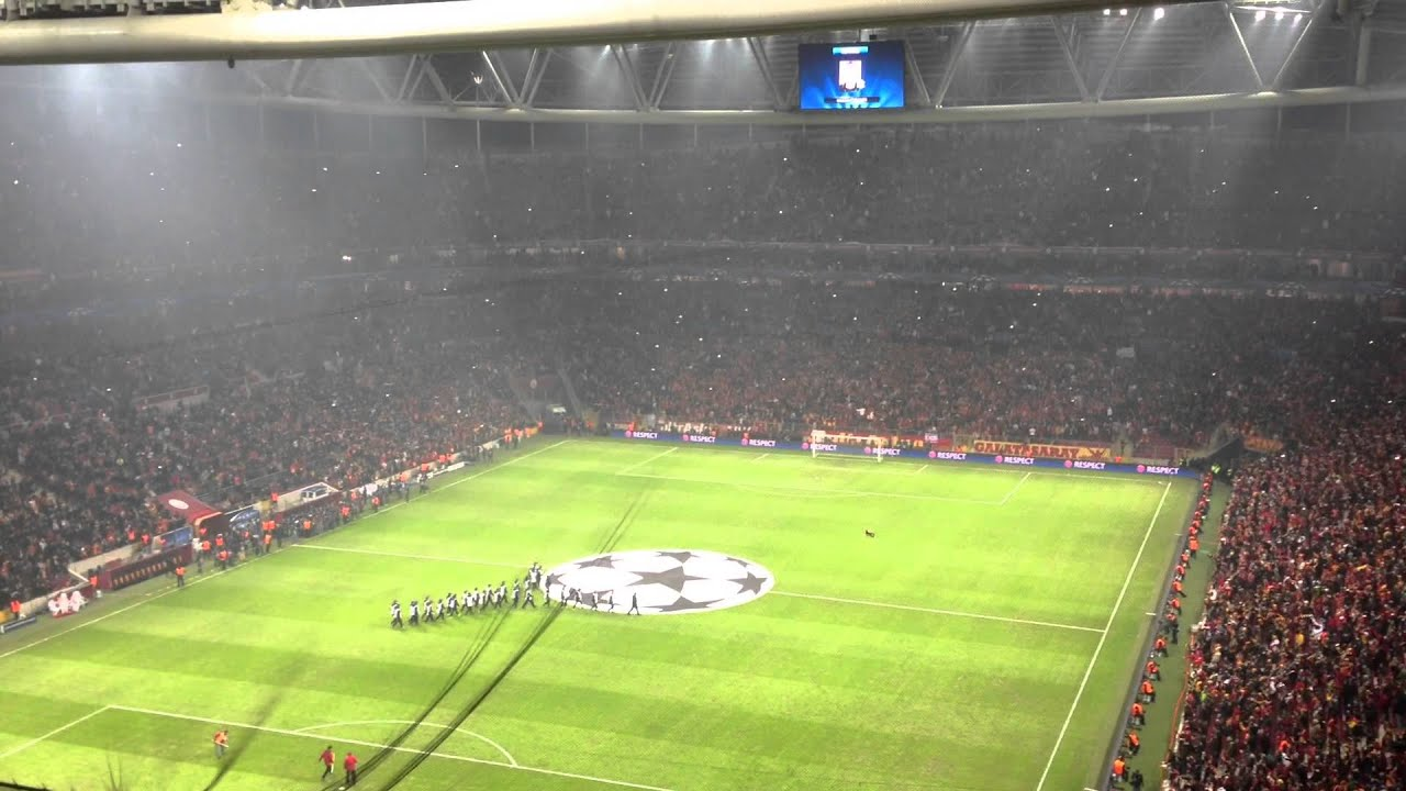 Galatasaray Spiele