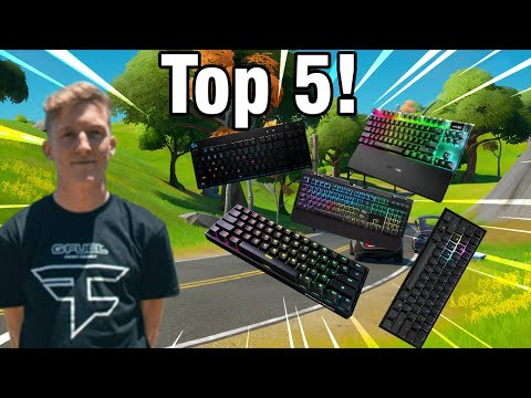 The Top 5 Best Gaming Keyboards For Fortnite In 2020!