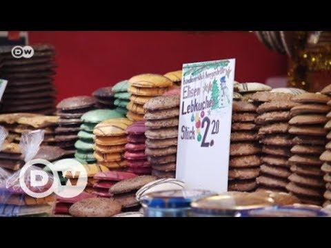 Christmas tradition: Nuremberg gingerbread | DW English