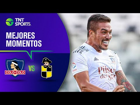 Colo Colo 2 - 1 Coquimbo Unido | Campeonato PlanVital 2020 - FECHA 24