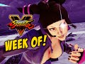 WEEK OF Juri Street Fighter 5 Online Matches Pt 1 mp3