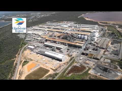 The Gladstone Region - Industry and Employment