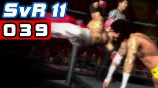 SvR11 [HD] #039 - Heutiger Gegner: CM Punk ● Let