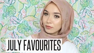 JULY FAVOURITES | NABIILABEE