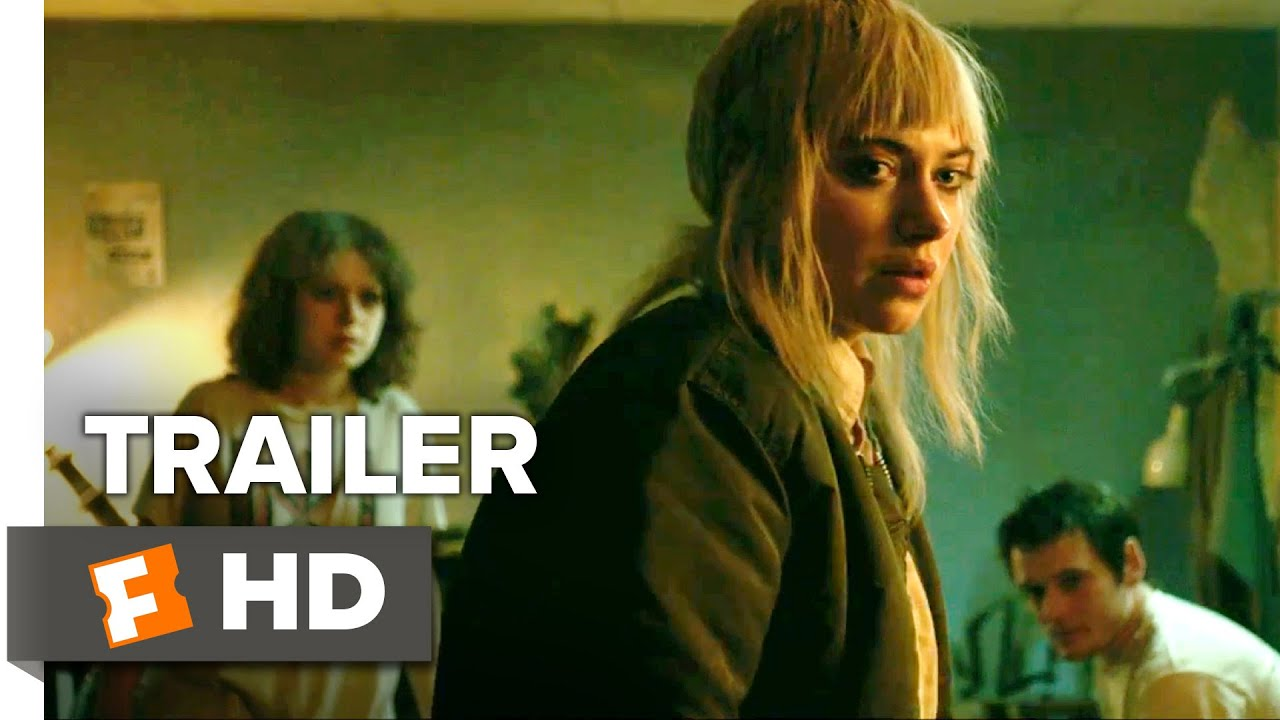 Green Room Official Trailer #1 (2016) - Imogen Poots, Patrick ...
