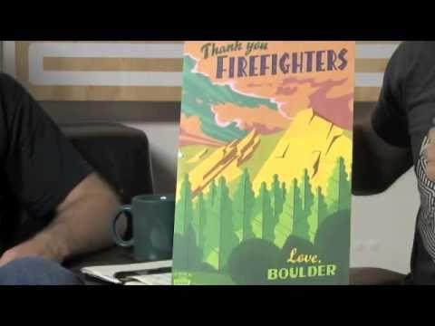 The Boulder Fires