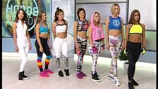 видео Как выбрать одежду для фитнеса и танцев
