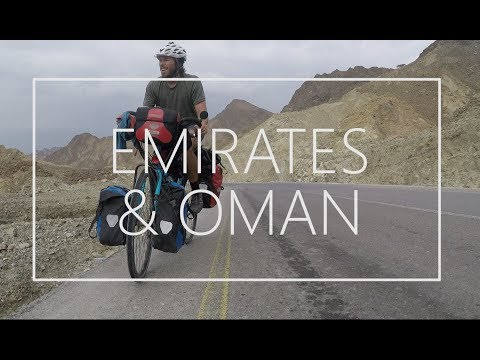 Emirates and Oman by Bicycle