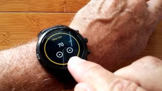 First Look: FINOW X5 Plus [Engineering Prototype] Android 5.1 Smartwatch