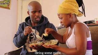 When She Eats From Your Bowl It's Ok, But Try Eating From Her Bowl (Leon Gumede)