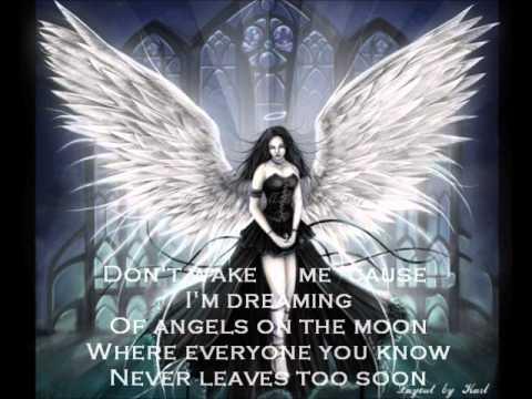 Thriving Ivory - Angels On The Moon (Karaoke With Lyrics)