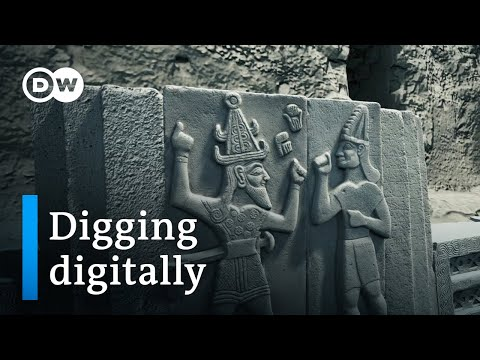 Archeology - exploring the past with modern technology | DW