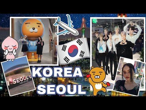 первые дни в Корее | мечты сбываются | vlog 1