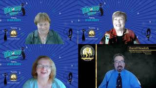 Meowy Hour 9232020 with Arden Moore featuring Darrell Newkirk, CCW and the Somali cat breed