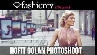 Hofit Golan models Michael Kors for photographer Igor Fain | FashionTV