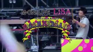LiSA Crossing Field