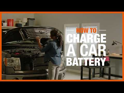 How to Charge a Car Battery   DIY Car Repairs
