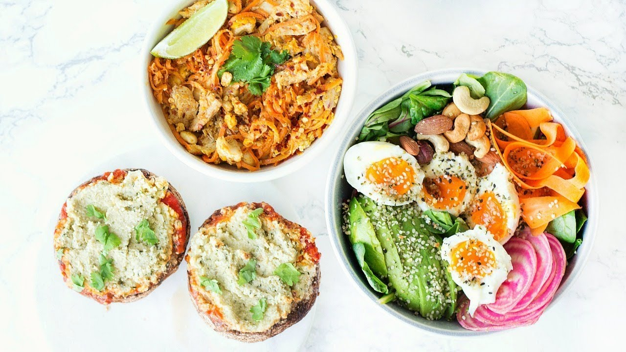 healthy lunch ideas easy lunch ideas and quick meal prep youtube