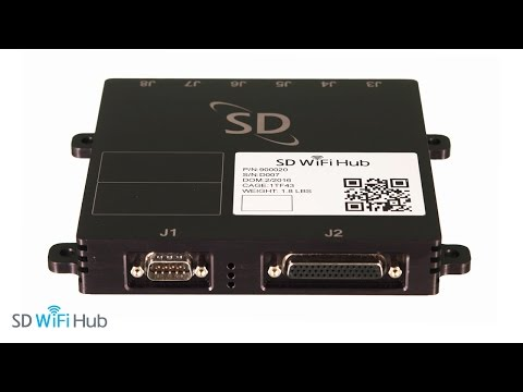 SD WiFi Hub - Delivering Wi-Fi Device Connectivity and more