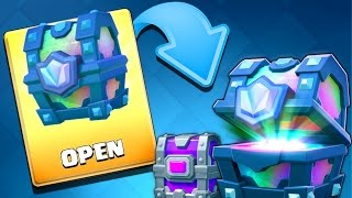 How To Get NEW LEGENDARY Chests in Clash Royale!