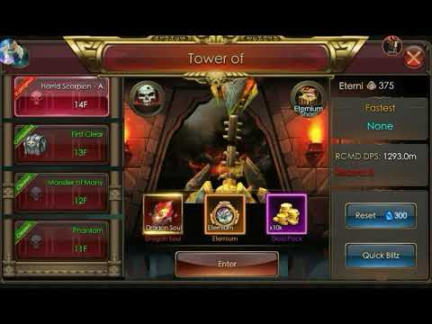 Legacy discord tower boss 14 omg with seconds