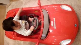 乗用フェラーリ 1歳誕生日プレゼント