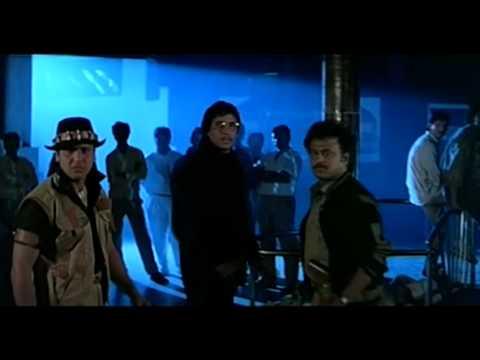 Govinda, Rajnikanth & Captain (z)Attack  ;-)