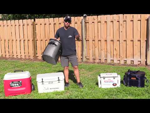 The Best Coolers For Fishermen (2018 Edition)