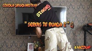 """Szkoła Druciarstwa """"Serwis TV Runda 2"""" czyli zrób to sam Wazzup :)"""