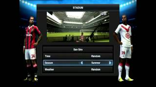 PES 2013 SMoKE Patch 5.1.5  (04/02/2013)