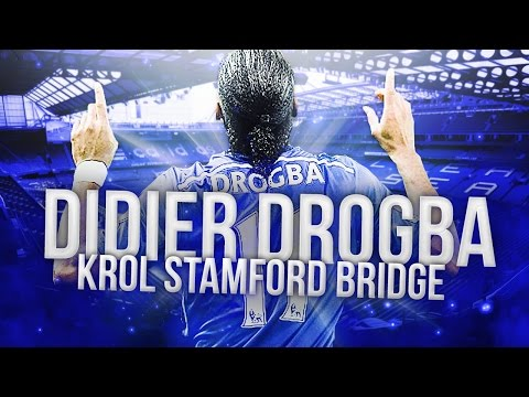 Didier Drogba - The King of Stamford Bridge - english subtitles