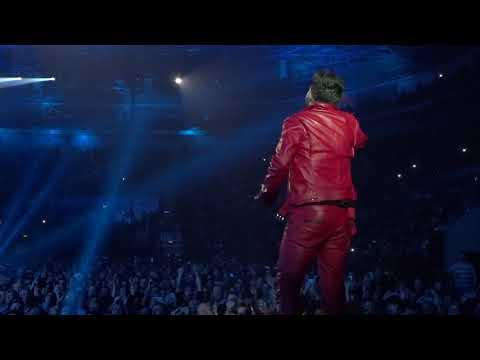Queen & Adam Lambert   Bohemian Rhapsody   VIP Stage Seats   Nottingham Arena 5 12 17