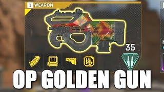 Golden Prowler is INSANE in Apex Legends