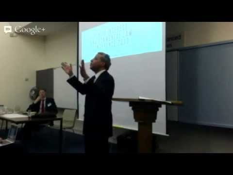 PIEL UK Conference 2013 - Surya Subedi - International Inves