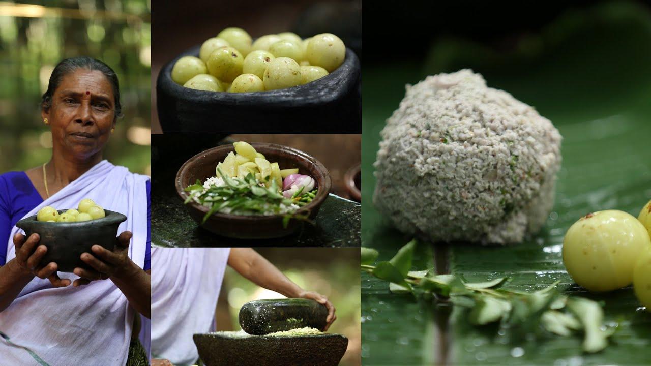 നെല്ലിക്ക കിട്ടുമ്പോൾ ഇതുപോലെ ഒരു ചമ്മന്തി അരക്കണം | Kerala Style Raw Gooseberry Chutney