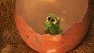 """ディズニー/ピクサー最新作『アーロと少年』本編""""アーロの誕生""""映像 thumbnail"""