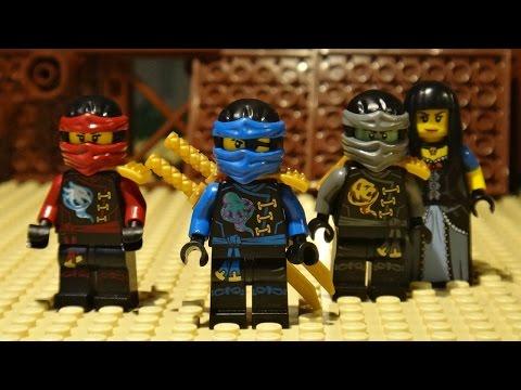 LEGO NINJAGO THE MOVIE PART 28 - TRAILER - THE TYRANNY OF NADAKHAN