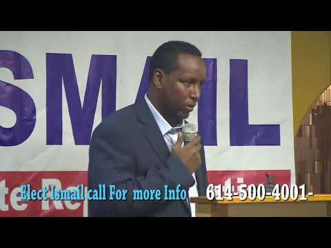 Elect Ismail Mohamed for Ohio State Representative District 25