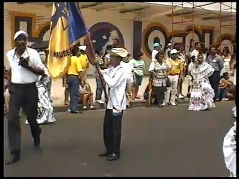 Panama Independence Day Parade 1995