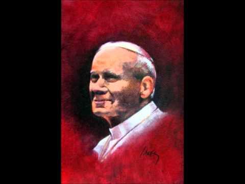Pope John Paul II Interview (By Jesus Talk 103.3)