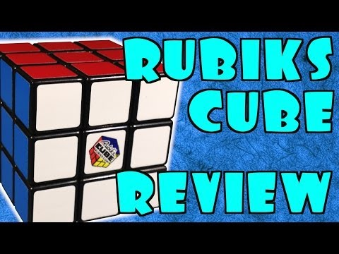 ORIGINAL Rubiks Cube Review